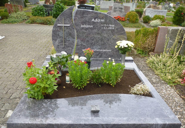 Familiengräber